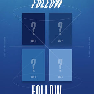 MONSTA X 7TH MINI ALBUM 'FOLLOW-FIND YOU'