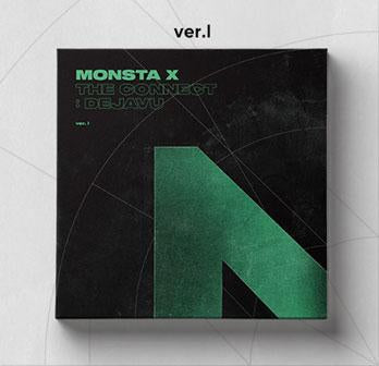 MONSTA X 'THE CONNECT : DEJAVU'
