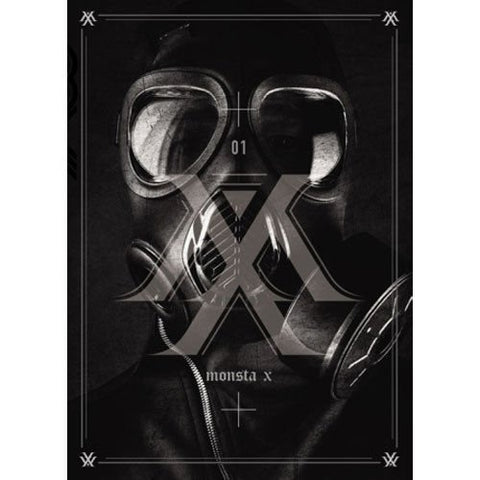 MONSTA X - [ Trespass ] 1st Mini Album CD