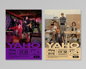 N.FLYING 6TH MINI ALBUM 'YAHO'