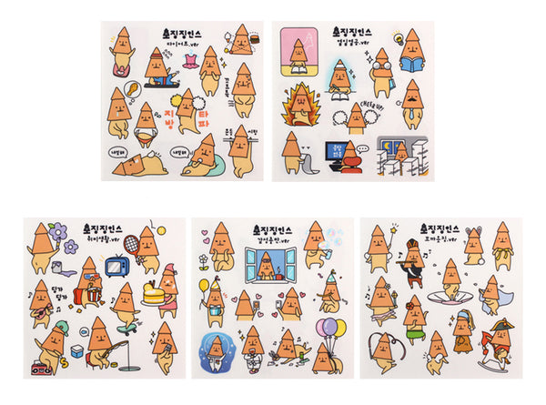 O-ZingZing Sticker Set