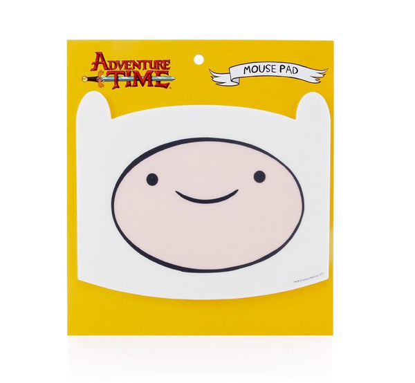 Adventure Time Fin Mouse Pad