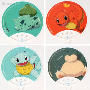 Pokemon Hand Fan