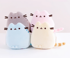 PUSHEEN PET POSE PINK PLUSH 6""