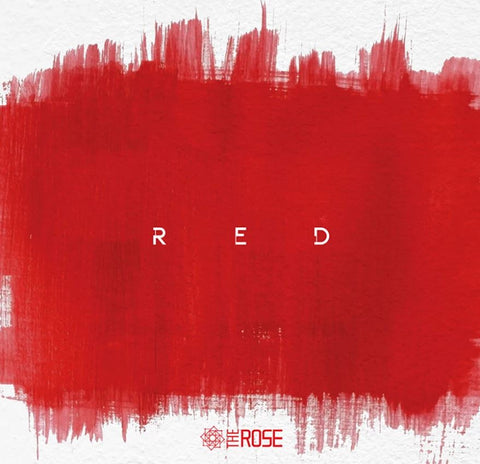 THE ROSE 3RD SINGLE ALBUM 'RED'