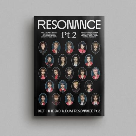 NCT 2020 2ND ALBUM 'RESONANCE PT. 2 (ARRIVAL VER.)'