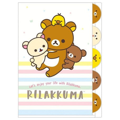 Rilakkuma A4 File Folder