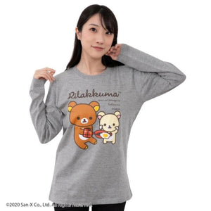 Rilakkuma Print Long Sleeve
