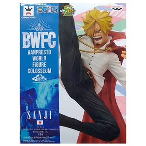 ONE PIECE BANPRESTO WORLD COLOSSEUM VOL.2 - SANJI FIGURE