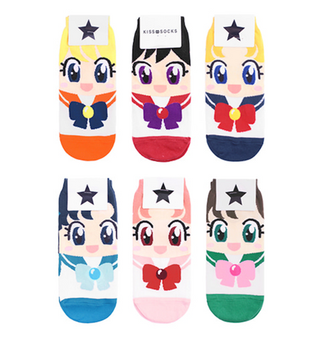 SAILORMOON SOCKS