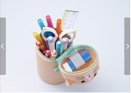 SMART PuniLabo Stand Pencil Case