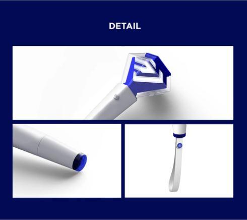 SUPER JUNIOR OFFICIAL LIGHTSTICK VER 2.0