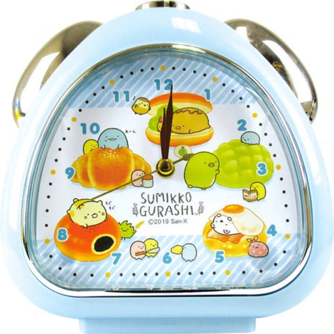 Sumikko gurashi Rice Ball Clock