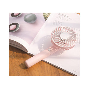 Sunflower Handy Fan Portable - PINK