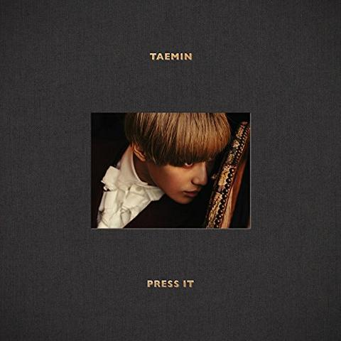 TAEMIN 1st ALBUM 'PRESS IT'