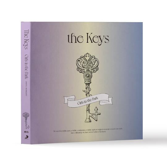 GIRLS IN THE PARK (GWSN) 4TH MINI ALBUM 'THE KEYS'
