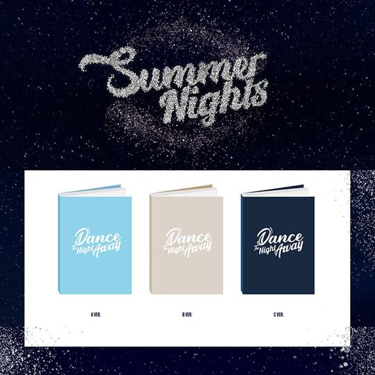 TWICE 2ND SPECIAL ALBUM 'SUMMER NIGHTS'