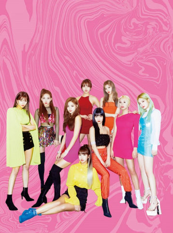 TWICE FANCY YOU POSTER