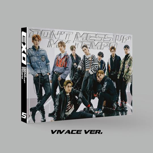 EXO 5TH ALBUM 'DON'T MESS UP MY TEMPO' VIVACE VER.