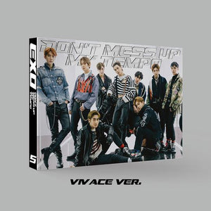 EXO 5TH ALBUM 'DON'T MESS UP MY TEMPO' SPECIAL EDITION VERSION