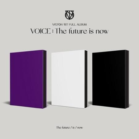 VICTON 1ST ALBUM 'VOICE : THE FUTURE IS NOW'