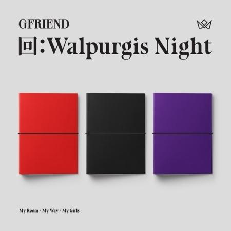 GFRIEND ALBUM '回:WALPURGIS NIGHT'