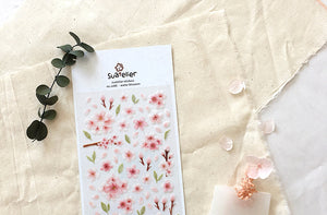 Water Blossom Sticker