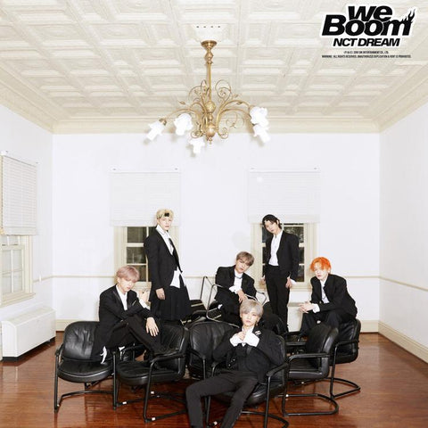 NCT DREAM 3RD MINI ALBUM 'WE BOOM'