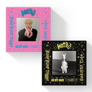 WOODZ 2ND MINI ALBUM 'WOOPS!'