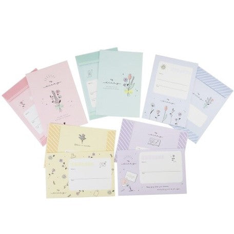 So Simple My Diary Letter Set