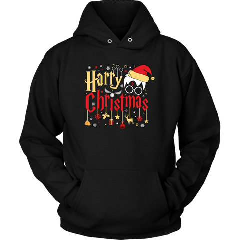 """Harry Christmas""HP Unisex Hoodie"