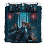 Bookish Bedding