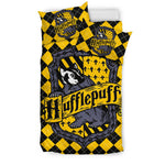 HP Hufflepuff Bedding