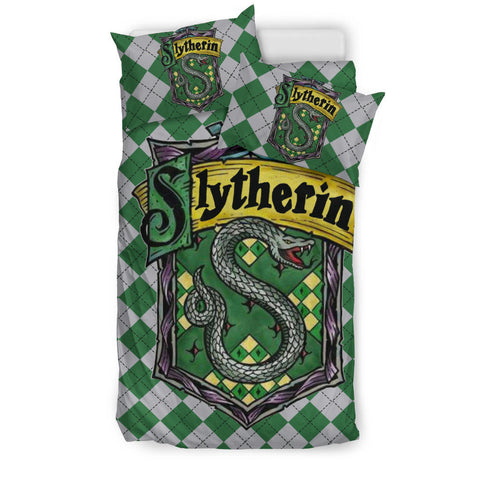 HP Slytherin Bedding