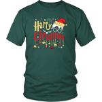"""Harry Christmas""HP District Unisex Shirt"