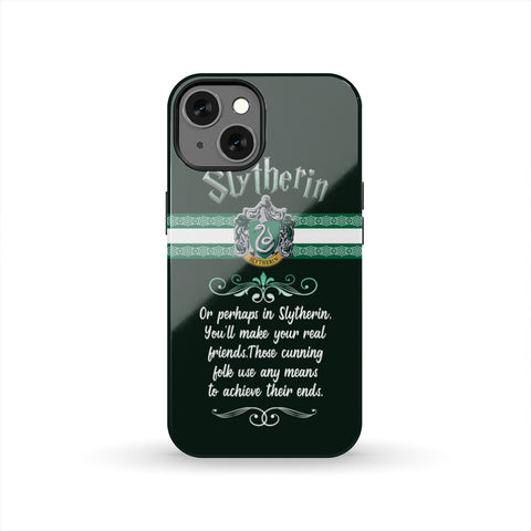 """HP Slytherin""Tough Phone Case"