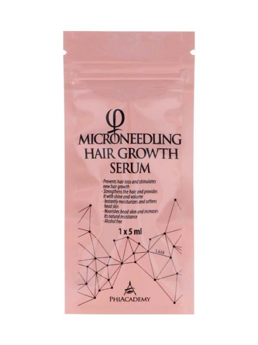 MICRONEEDLING HAIR GROWTH SERUM 1 PC