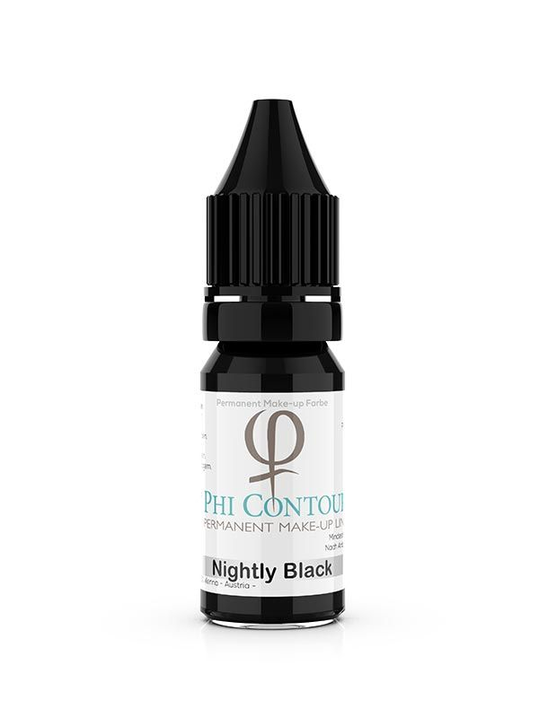 PHICONTOUR NIGHTLY BLACK PIGMENT 10ML