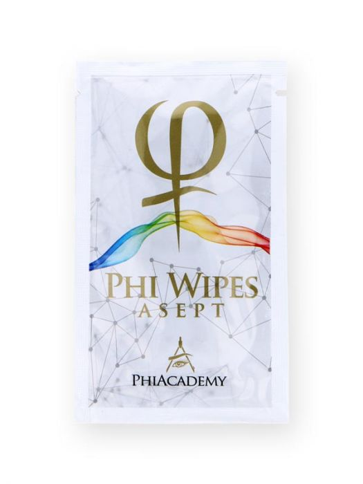 PHI WIPES ASEPT 1PCS