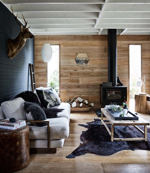 Choosing Decor For A Lodge Or Cabin With A Rustic Theme
