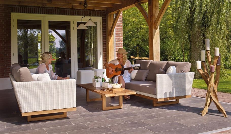 Improve Your Patio's Atmosphere