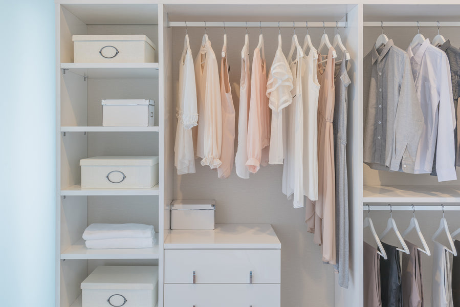 Organizing Your Closet and Where to Start