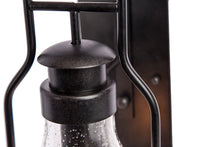 Load image into Gallery viewer, Retro Lantern Wall Sconce Rubbed Bronze Model MUS109