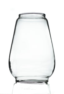 Large Hurricane Glass Clear MUS120