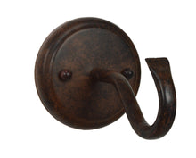 Load image into Gallery viewer, Lantern Wall Mount Hanger Hook kit (Rust Patina) MUS118