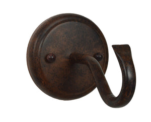 Lantern Wall Mount Hanger Hook kit (Rust Patina) MUS118