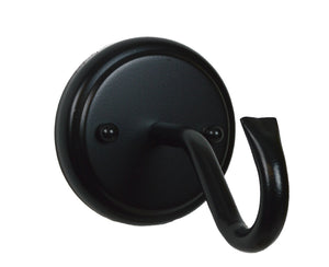 Lantern Wall Mount Hanger Hook kit (Black) MUS119