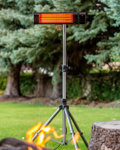 Tripod Infrared Heater Stand Model MUS1512