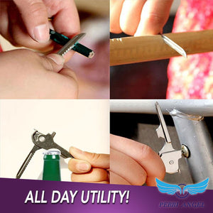 Multitool Pocket Utility Key