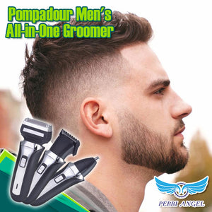 Pompadour Men's All-in-One Groomer